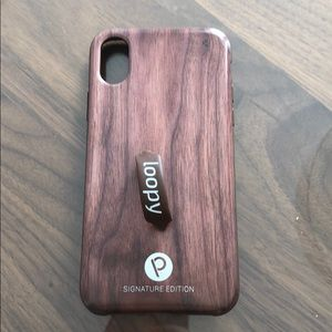 iPhone X Loopy phone case
